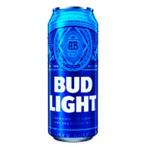 Bière Bud Light 4%alc Canette 740 mL