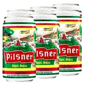 Bière Old Style Pilsner 5%alc 6 Canettes 355 mL