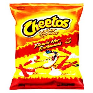 Chips Cheetos Enflammé 310g