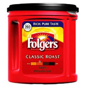 Folgers Traditionnelle 920g