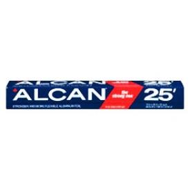 Alcan Aluminium 25′