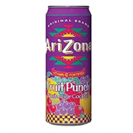 Jus Arizona Punch aux fruits Canette 680 mL