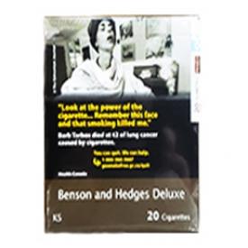 Cigarette Benson and Hedges Deluxe KS 20