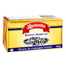 Beurre Lactantia Demi-Sel 454g