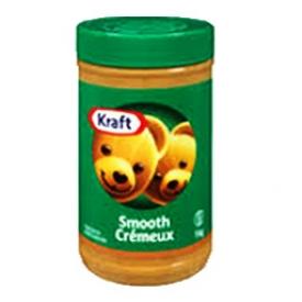 Beurre d'arachide Kraft