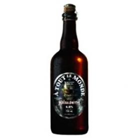 Bière À Tout le Monde 4.5%alc Bouteille 750 mL
