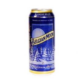Bière Belgian Moon 5.4%alc Canette 473 mL