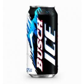 Bière Busch Ice 5.5%alc Canette 473 mL