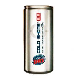 Bière Cold Shot 6.5%alc Canette 250 mL
