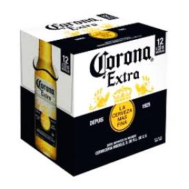 Bière Corona 4.6%alc 12 Bouteilles 330 mL