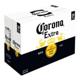 Bière Corona 4.6%alc 24 Canettes 355 mL