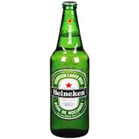 Bière Heineken 5%alc Bouteille 330 mL