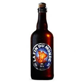 Bière La Fin du Monde 9%alc Bouteille 750 mL