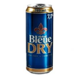 Bière Labatt Bleue Dry 7.1%alc Canette 740 mL