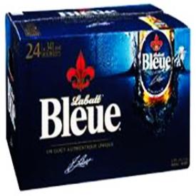 Bière Labatt Bleue 24 Bouteilles 341 mL