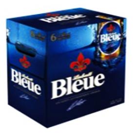 Bière Labatt Bleue 4.9%alc 6 Bouteilles 341 mL