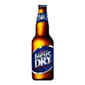 Bière Labatt Bleue Dry 6.1%alc Bouteille 341 mL