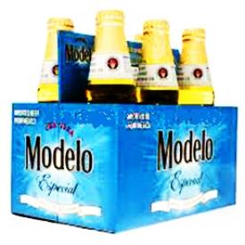 Bière Modelo 4.5%alc 6 Bouteilles 355 mL