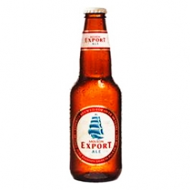 Bière Molson Export Ale 5%alc Bouteille 341 mL