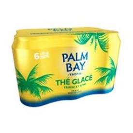 Bière Palm Bay Fraise et Kiwi 5%alc 6 Canettes 355 mL