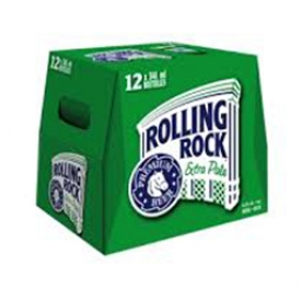 Bière Rolling Rock 4.5%alc 12 Bouteilles 341 mL