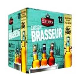 Bière Sleeman Caisse du Brasseur 12 Bouteilles 341 mL