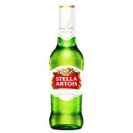 Bière Stella Artois 5.2%alc Bouteille 710 mL