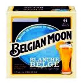 Bière Belgian Moon Blanche 5.4%alc 6 Bouteilles 341 mL