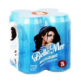 Bière Belle Mer Archibald 7.1%alc 4 Canettes 473 mL