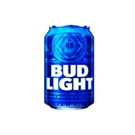 Bière Bud Light 4%alc Canette 355 mL