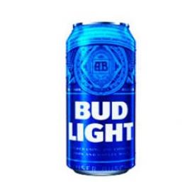 Bière Bud Light 4%alc Canette 473 mL