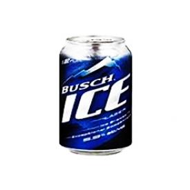 Bière Busch Ice 5.5%alc Canette 355 mL