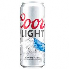Bière Coors Light 4%alc Canette 710 mL