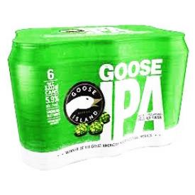 Bière Goose IPA 5.9%alc 6 Canettes 355 mL