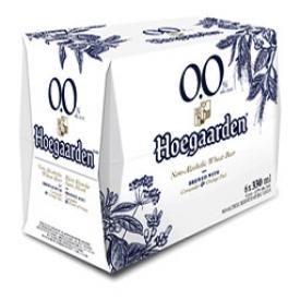 Bière Hoegaarden 0.0%alc 6 Bouteilles 330 mL
