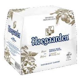 Bière Hoegaarden 4.9%alc 12 Bouteilles 330 mL