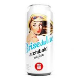 Bière Archibald La Brise du Lac 4.8%alc Canette 473 mL