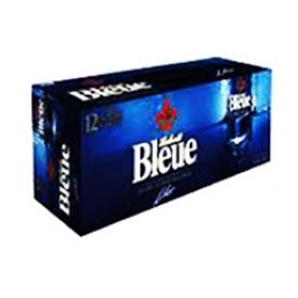 Bière Labatt Bleue 4.9%alc 12 Canettes 355 mL