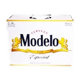 Bière Modelo 4.5%alc 12 Canettes 355 mL