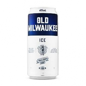 Bière Old Milwaukee Dry 5.9%alc Canette 473 mL