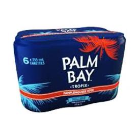Bière Palm Bay Pamplemousse Rose 5%alc 6 Canettes 355 mL