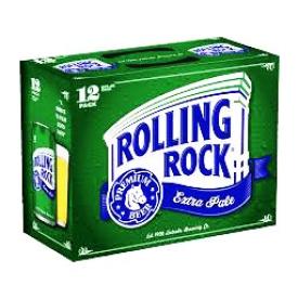 Bière Rolling Rock 4.5% 12 Canettes 355 mL