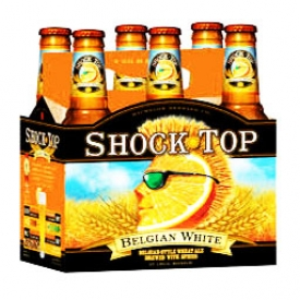 Bière Shock Top 6.2%alc 6 Bouteilles 341 mL