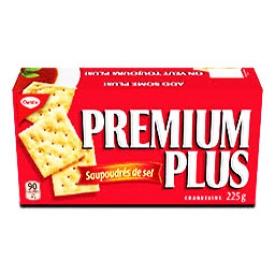 Biscuit Soda Premium Plus 225g