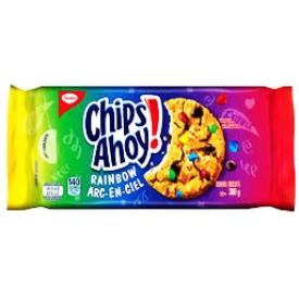 Biscuits Chips Ahoy Arc-En-Ciel 300g