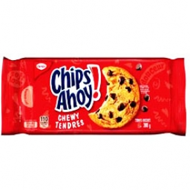 Biscuits Chips Ahoy Tendres 300g