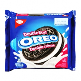 Biscuits Oreo Double Crème 303g