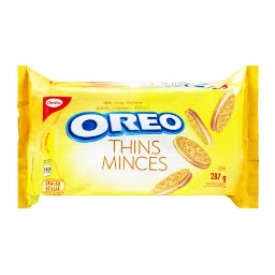 Biscuits Oreo Minces 287g