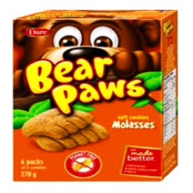Biscuits Pattes Dours Melasse