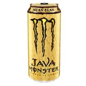 Boisson Énergisante Monster Énergy Mean Bean Java 473 mL